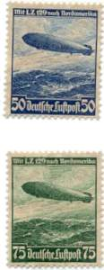 stamps-airmail-hindenburg