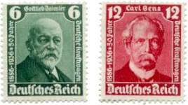 stamps-daimler-and-benz