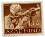 stamps-mil-india